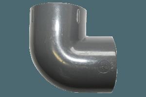 PVC Rohrwinkel 2 Zoll