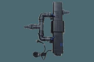 UVC Klärer 72 Watt inkl. Montage der Anbauteile
