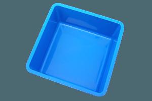 Wasserbecken Quadrat 4.000 Liter