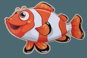 Aufkleber Nemo