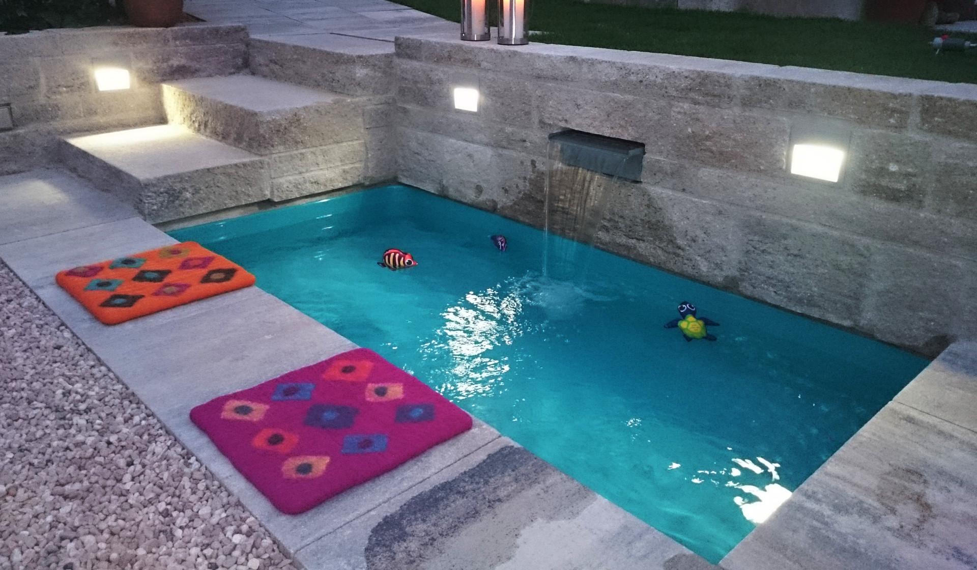 Pool einbauen lassen