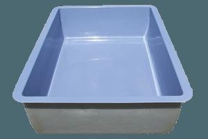 Wasserbecken Rechteck 1.700 Liter